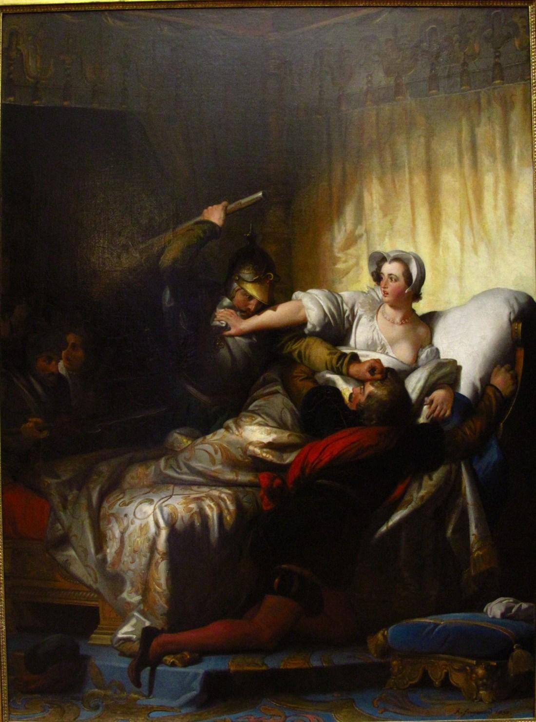 Alexandre-Évariste_Fragonard_-_Scène_du_massacre_de_la_Saint-Barthélémy_(1836)