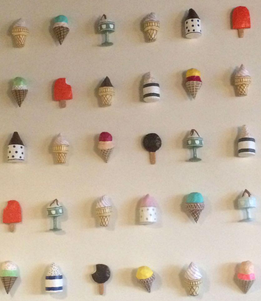 Ed and Bean frozen yogurt in Portland