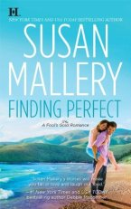 Book Cover of Finding Perfect by Susan Mallery