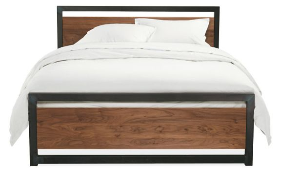 roomandboard-PiperWoodPanelBed-NaturalSteel
