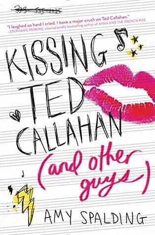 book cover kissing ted callahan