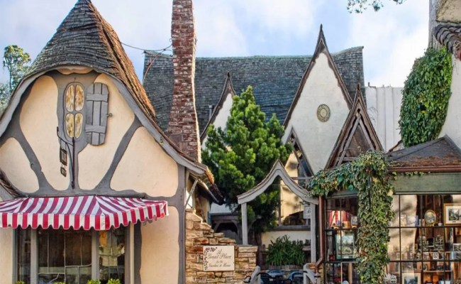 Fairytale Cottages In Carmel By The Sea Sarah Blank