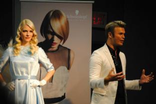 Kim Vo's Schwarzkopf BlondMe Event, Atlanta, GA