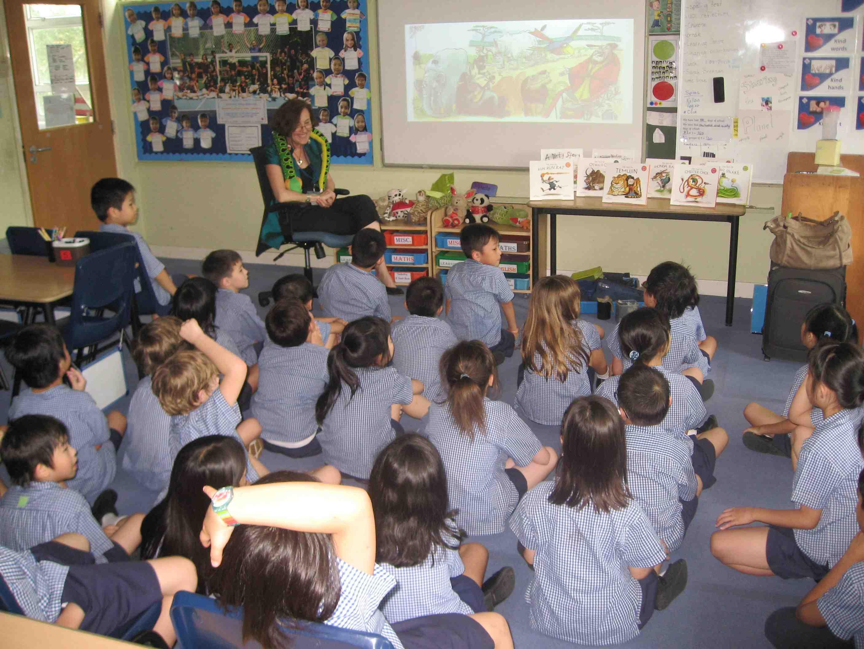 Sybil loves Quarry Bay School! | Sarah Brennan Funny & Fabulous Blog
