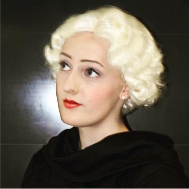 Period 1930's Makeup & Hair