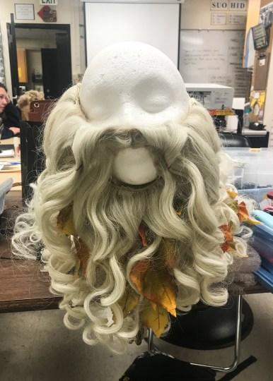 Wig to Beard Construction