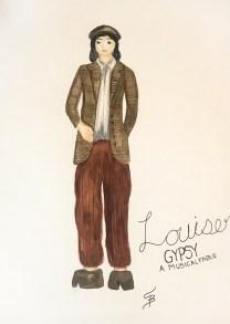 Gypsy - Louise