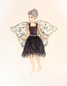 A Midsummer Nights Dream - Cobweb Fairy
