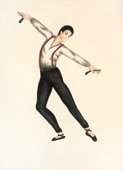Sweeny Todd Ballet - Sweeny Todd