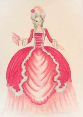 Rococo Inspired Design