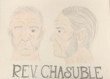 Reverend Chasuble Draft
