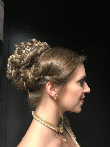 Cinderella Wiglet Hair Style
