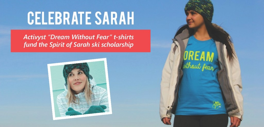 Sarah Burke Tee Website Design