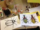 Inky Insects