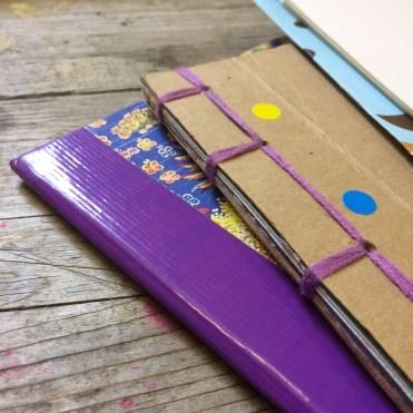 Making Sketchbooks