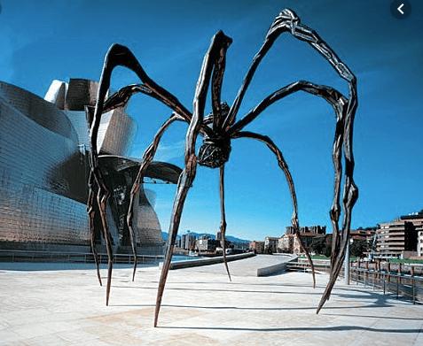 Maman Bilbao