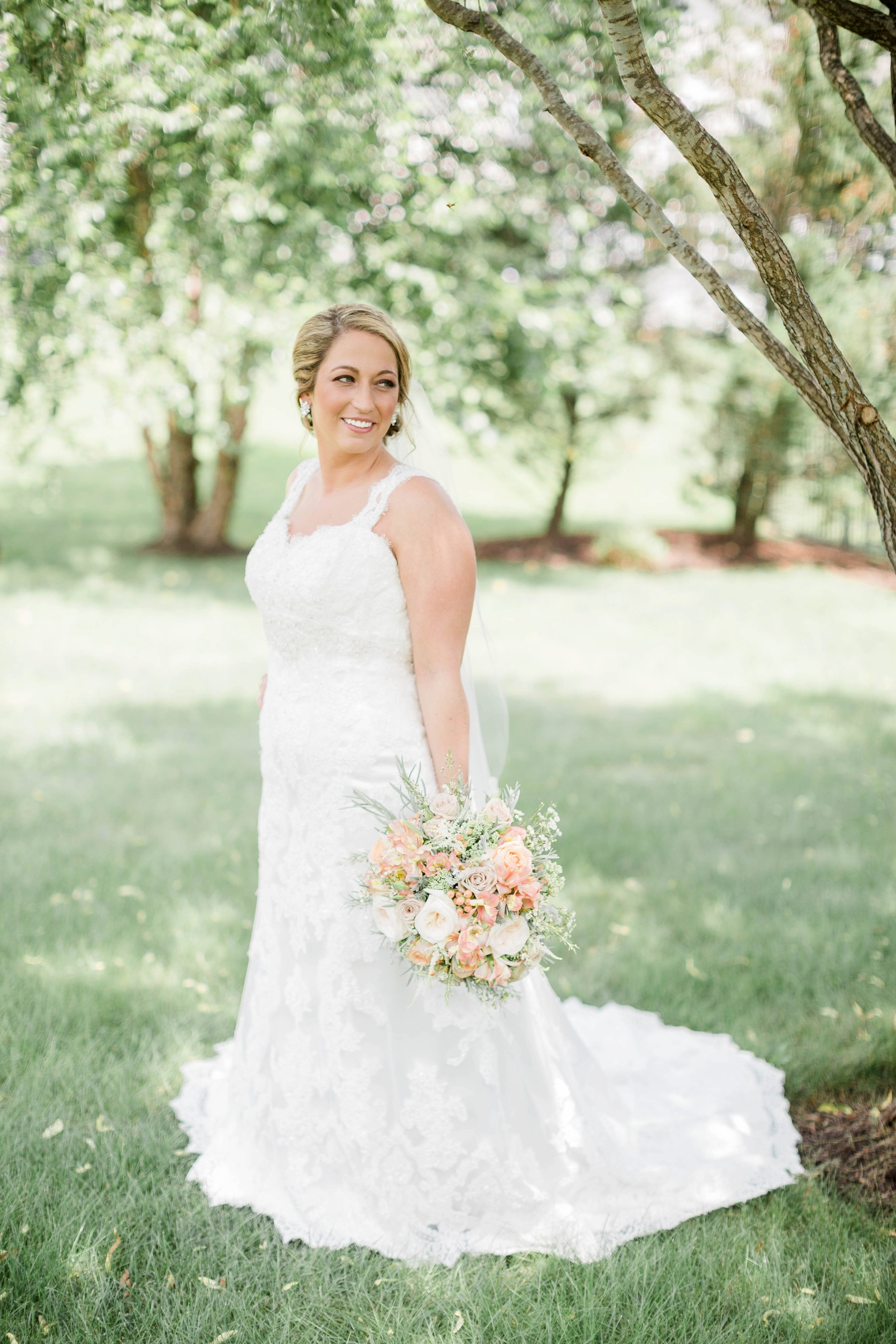 Rustic And Romantic Summer Wedding In Reading Pa Sarah