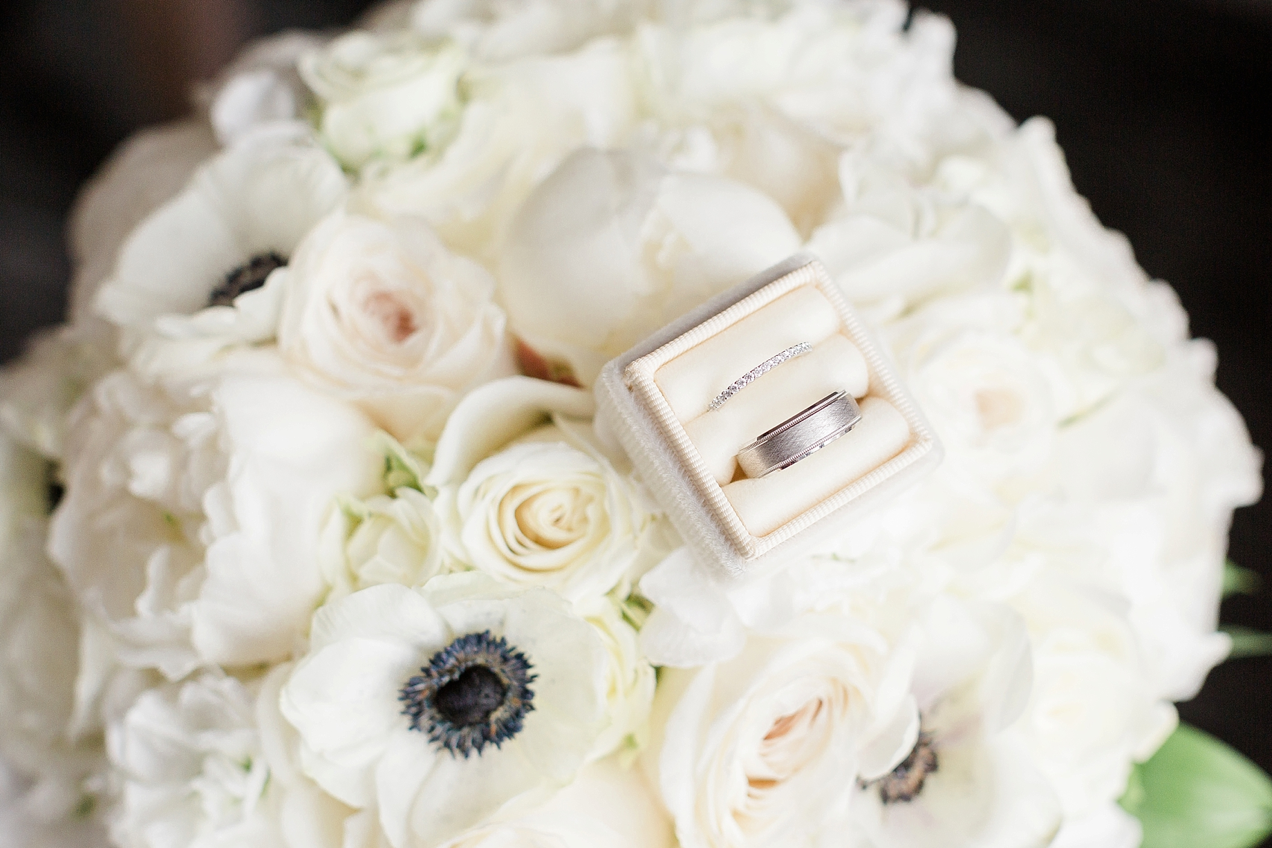 Off white bridal details shot | William Penn Inn Wedding