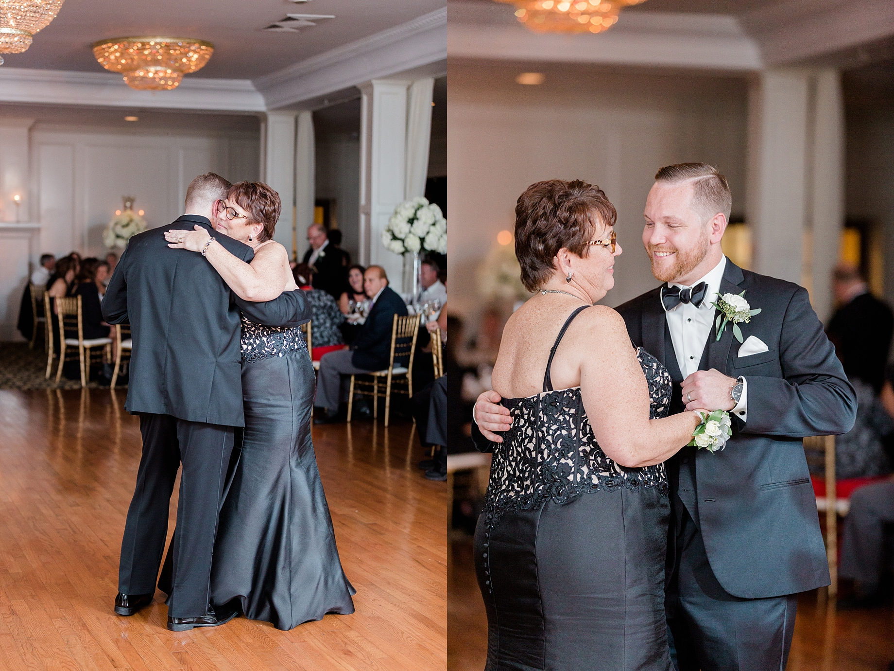 Mother and Son dance | William Penn Inn Wedding