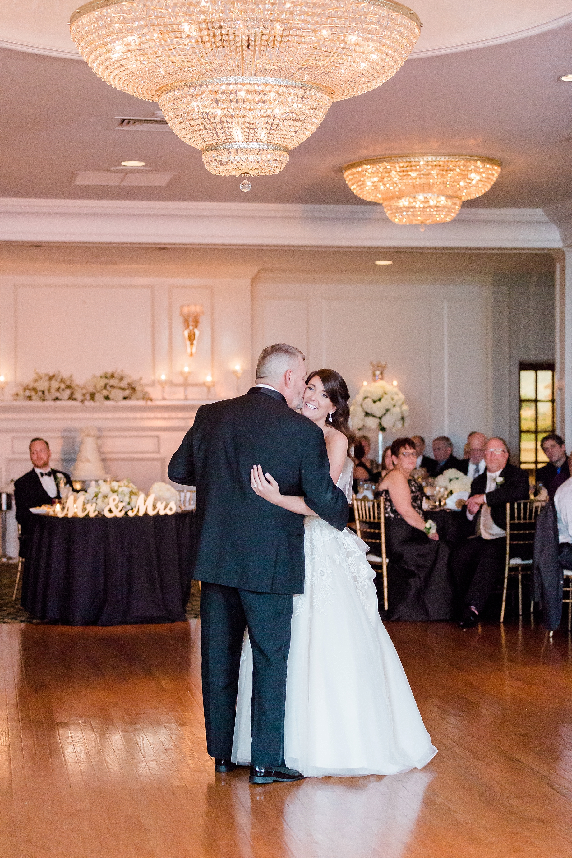 Father Daughter Dance | William Penn Inn Wedding