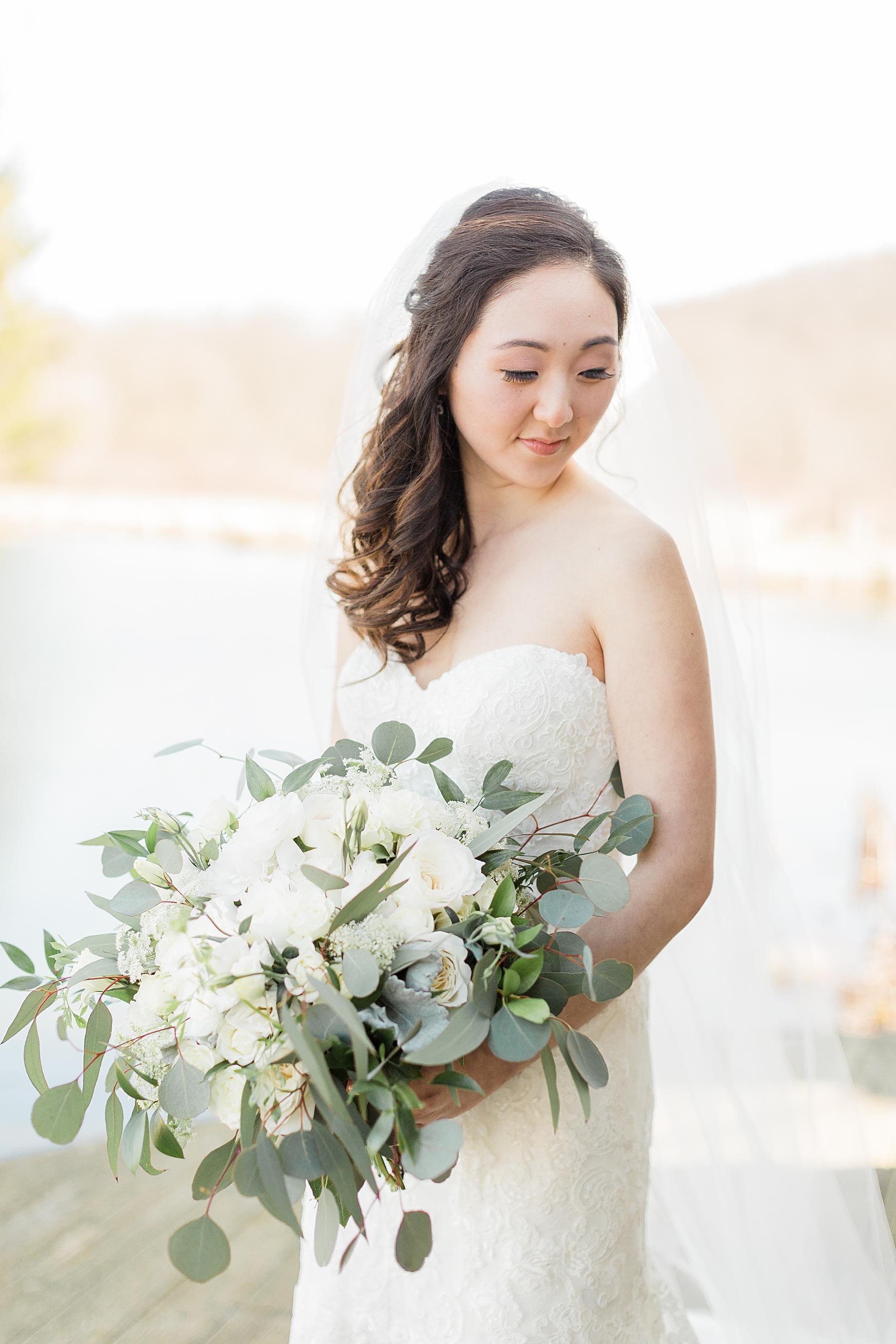 Elegant Winter Wedding at French Creek Golf Club