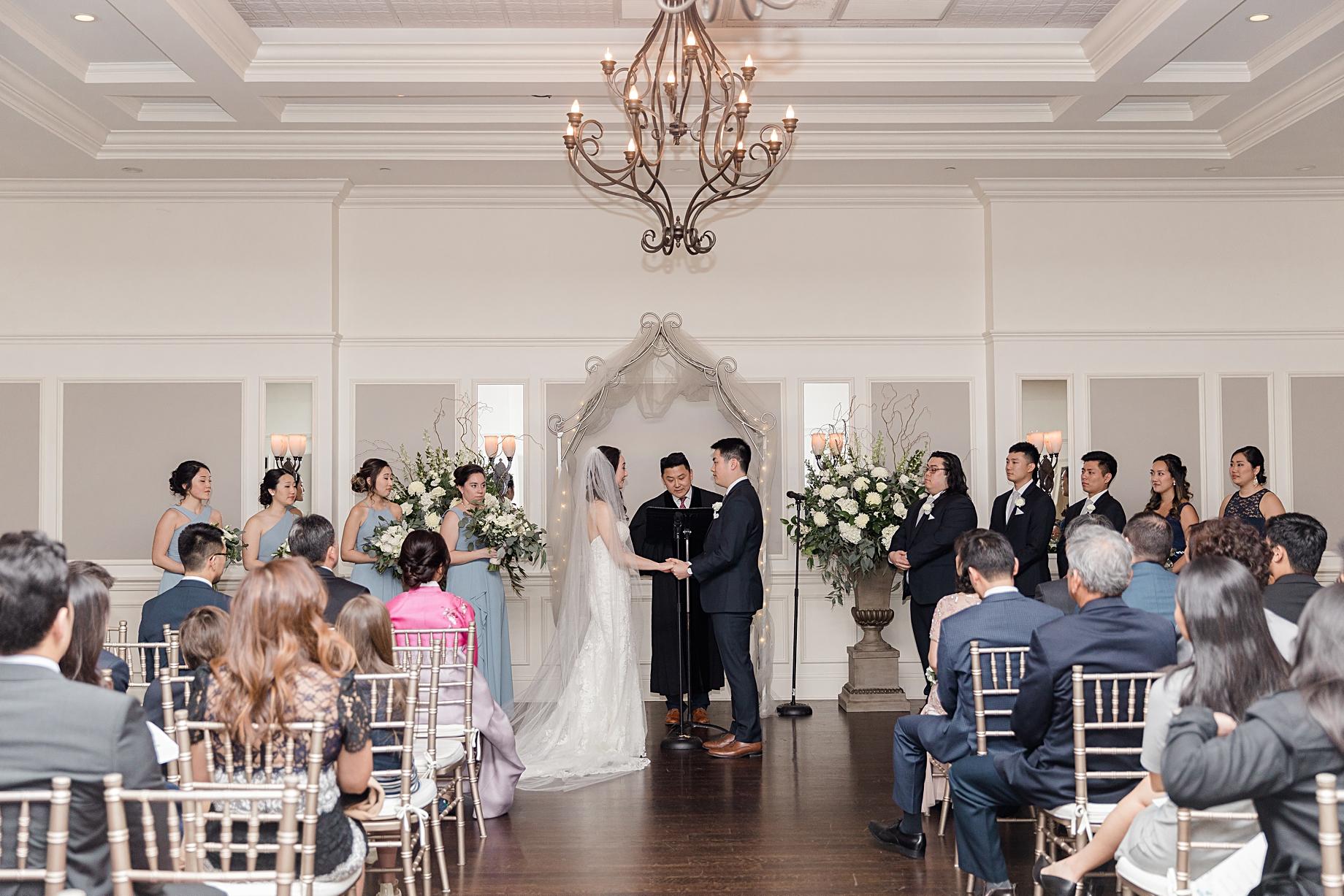French Creek Golf Club Wedding Ceremony