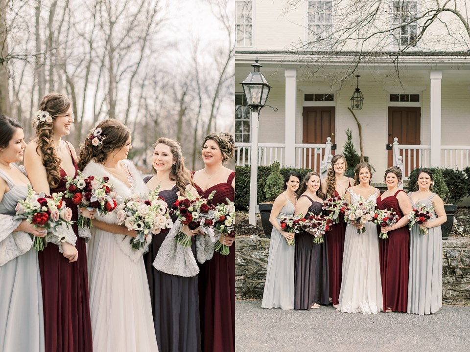 Winter Wedding at Riverdale Manor_0033