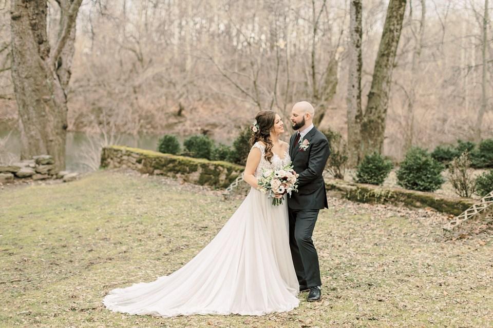 Winter Wedding at Riverdale Manor_0066