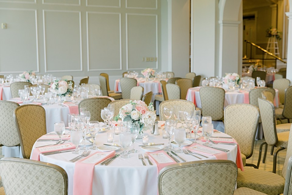 Philadelphia Cricket Club Wedding Reception