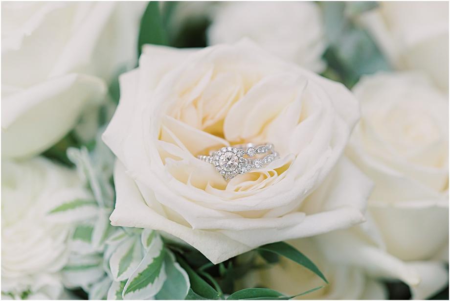 wedding ring shot | Hotel Du Village Wedding