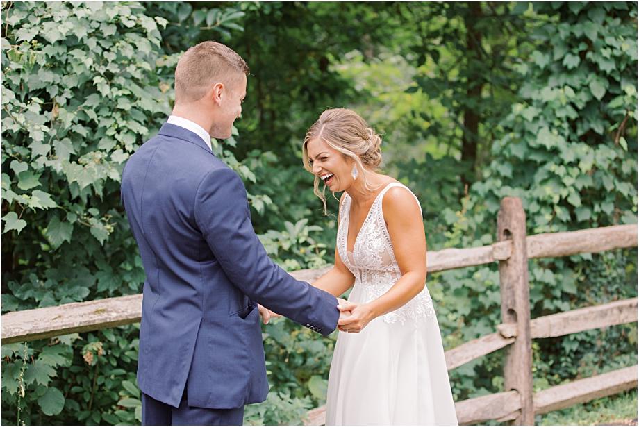 John James Audubon Center Wedding photos