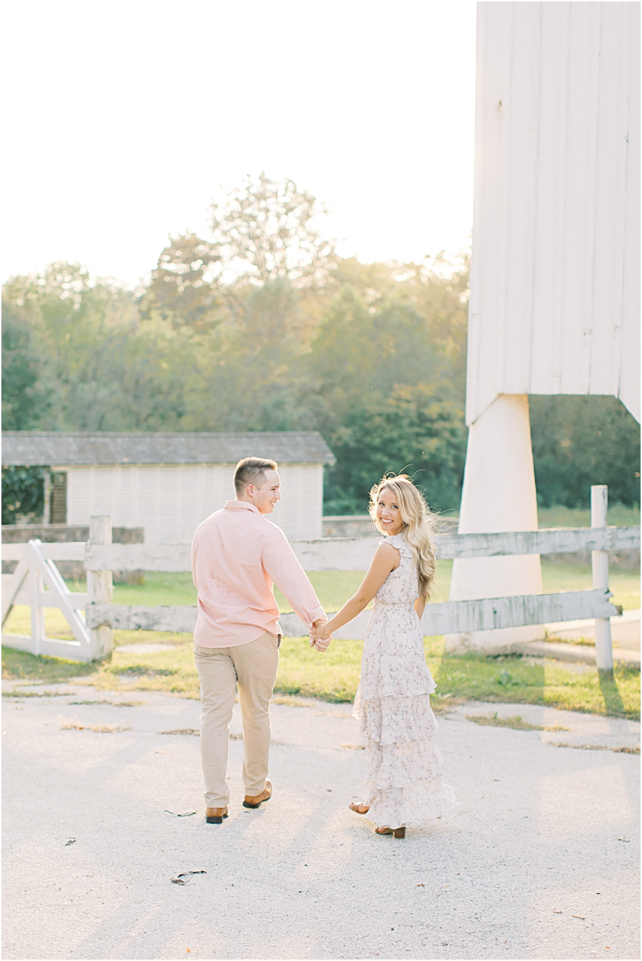 Knox Farm Engagement Session   Valley Forge Engagement Photographer Sarah Canning
