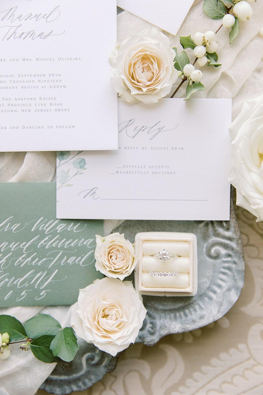 Bridal detail photos | Ashford Estate Wedding Photography | Sarah Canning Photography