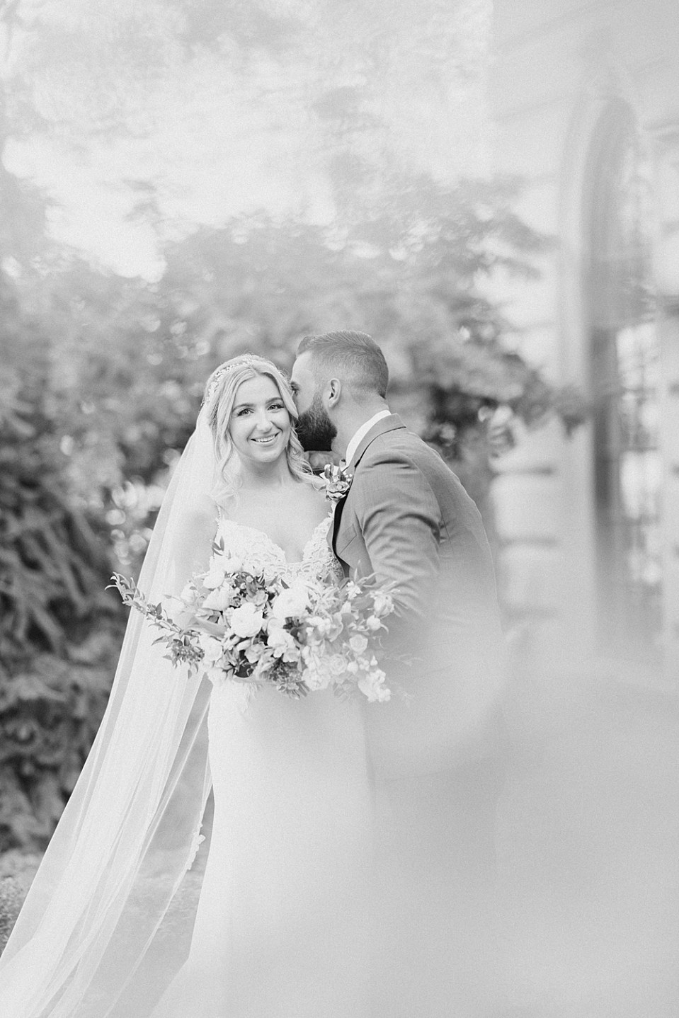 Bride and groom portraits | ashford estate wedding photography | sarah canning photography