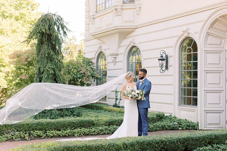 Ashford Estate Wedding Portraits | New Jersey Wedding Photographer Sarah Canning