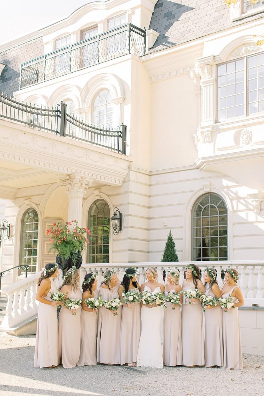 Show Me Your MuMu Bridesmaid Dresses - show me the ring crisp | PA wedding photographer Sarah Canning