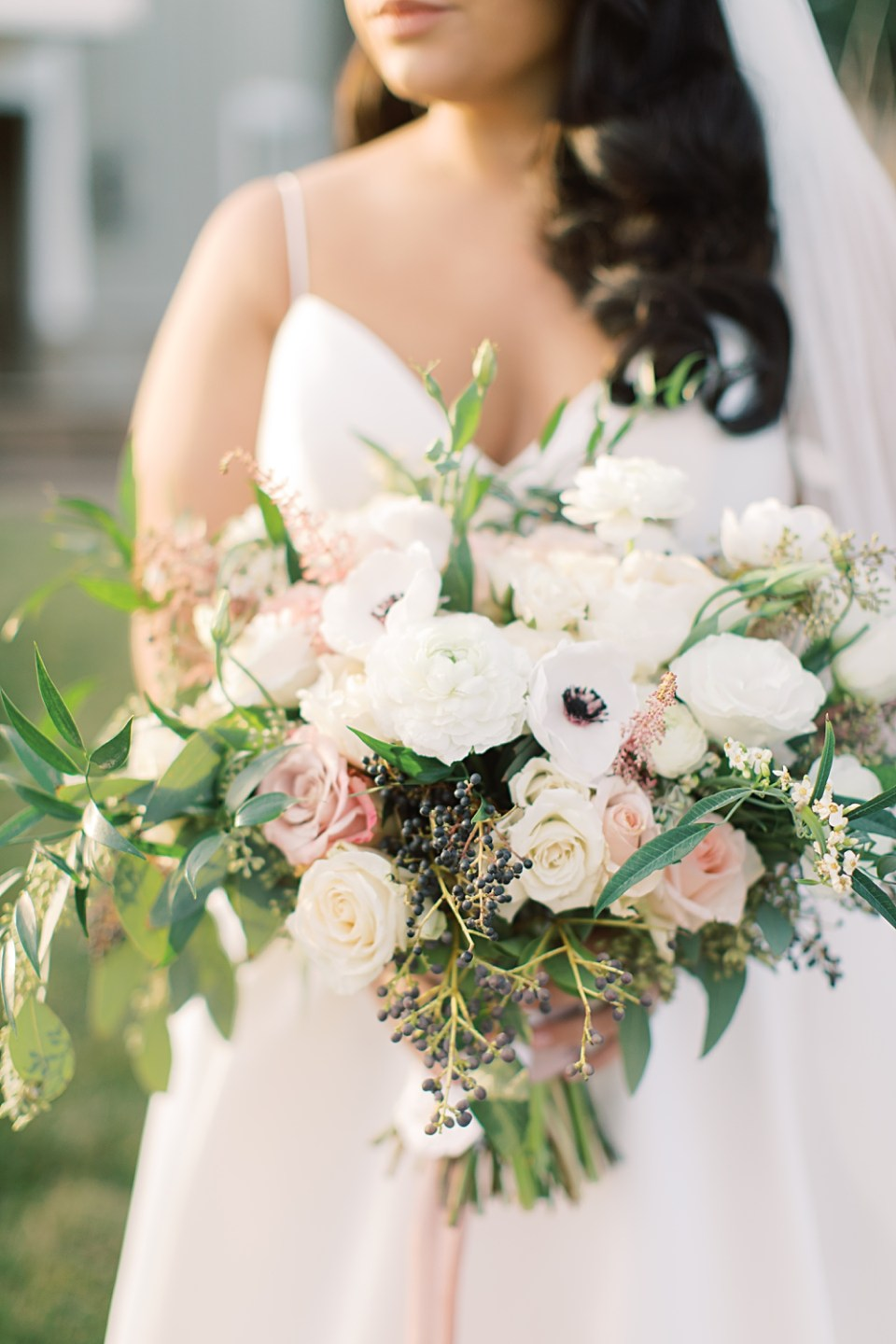 bouquet by from peonies to paint chips | sarah canning photography