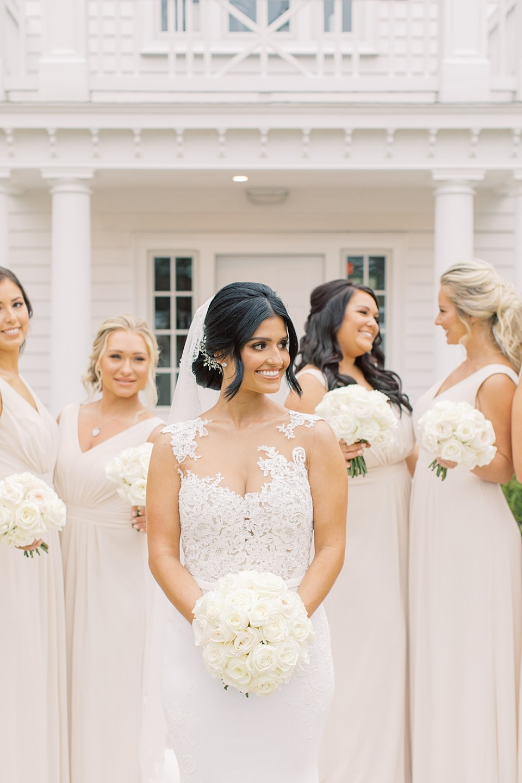 classic bride | ryland inn wedding photography | sarah canning photography