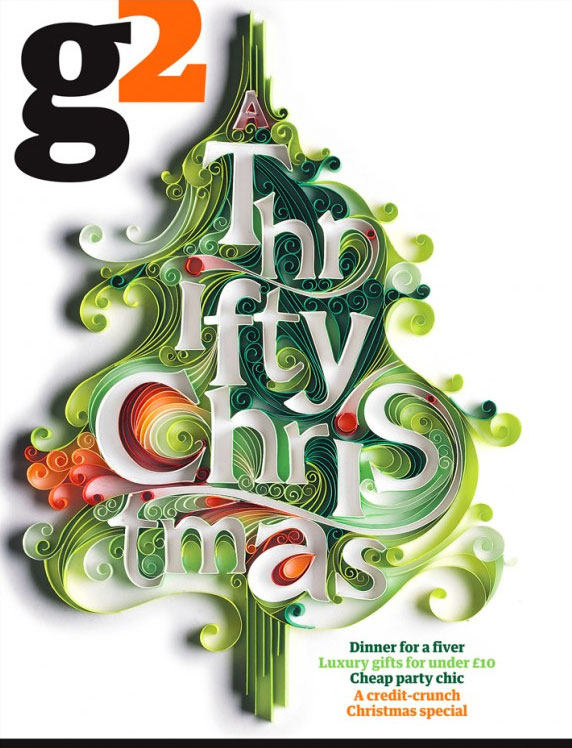 paper-quilling-thrifty-christmas
