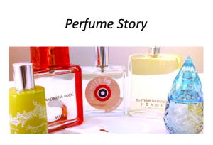 Perfume Story shorter bottom space