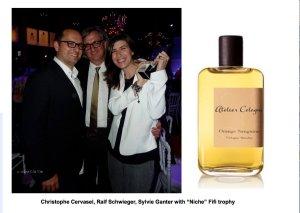 Atelier Cologne Fifi award 2012