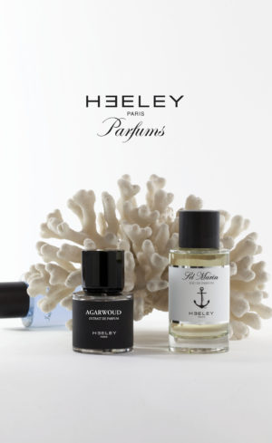 Heeley perfumes with Sel Marin