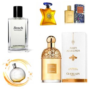 4.aa.Beach Fragrances collage ps100dpi