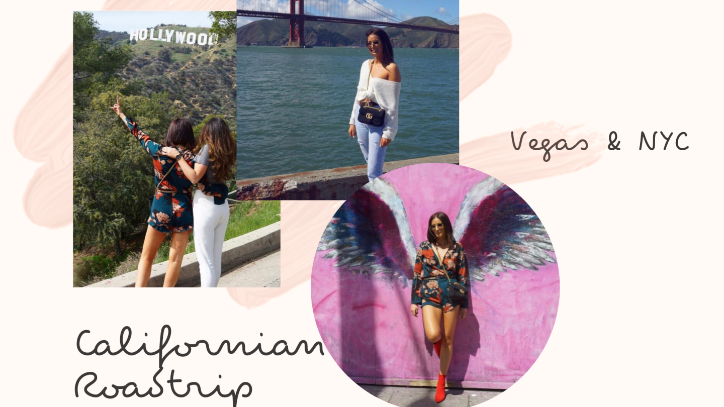 Californian Roadtrip, Las Vegas & NYC