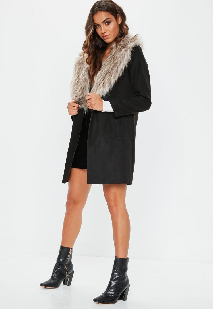 black-faux-fur-collar-short-formal-coat.jpg