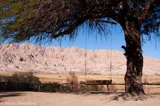 Salta - The ride to Cachí - Church, mill & farm
