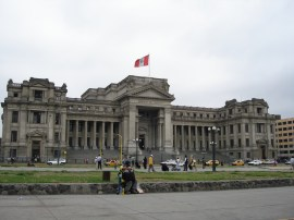 Palace of Justice of Lima - Source: Wikipedia