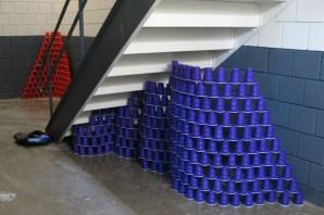 Undulating Cup Wall