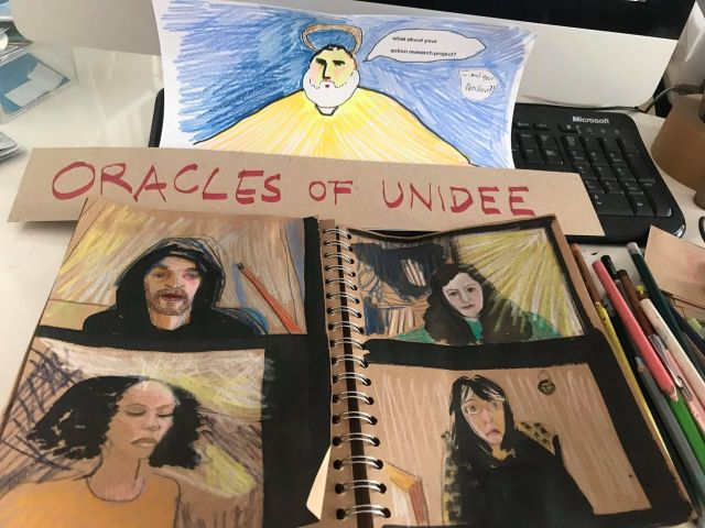 ORACLES OF UNIDEE