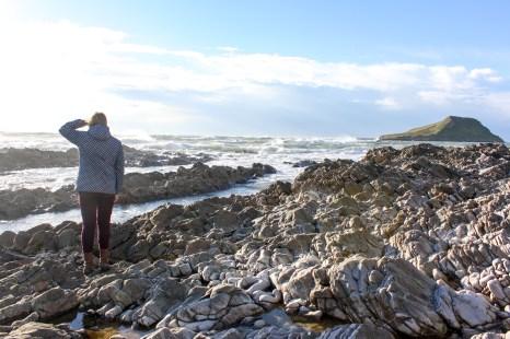 Exploring in Wales